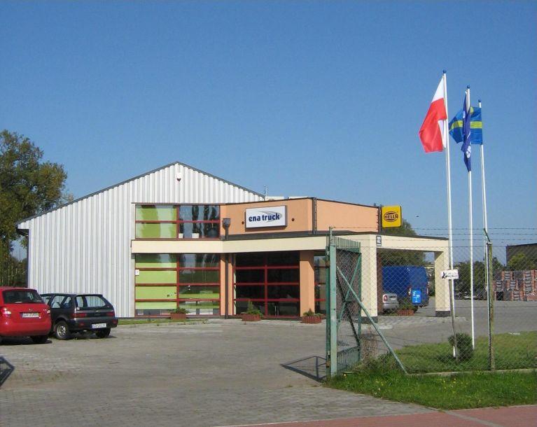 Siedziba ENA Ltd Sp. z o.o.