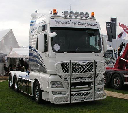 A74-151 Osłona czołowa Highway MAN TGX XXL   Ena Truck
