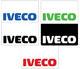 Chlapacz (600x350mm) - zielony napis IVECO, nr kat. 46500539 - zdjęcie 2