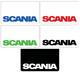 Chlapacz (600x350mm) - zielony napis SCANIA, nr kat. 46500519 - zdjęcie 2