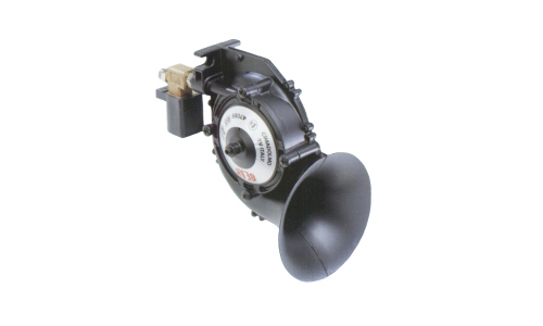 Sygnał pneumatyczny pod kabinowy z elektrozaworem 24V z hermetycznym złączem, nr kat. 15A112CS22 - zdjęcie 1