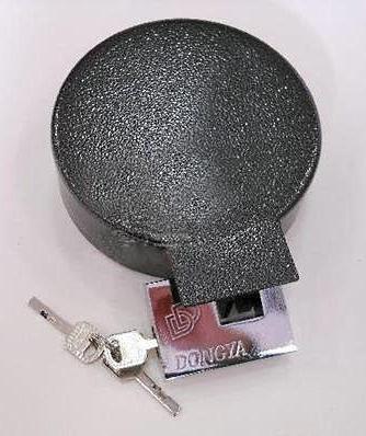 Zabezpieczenie korka wlewu paliwa na kłódkę (zewnętrzne, 105mm), nr kat. 20S115122 - zdjęcie 1