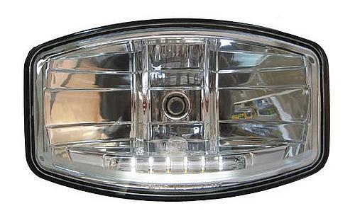 1FE 008 773-081 HELLA JUMBO 320FF z pozycją LED reflektor dalekosiężny, ref.37,5 - zdjęcie 1