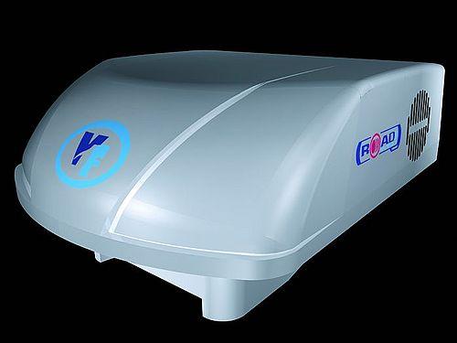 195.3300.421 Klimatyzacja postojowa Roadwind 3300T 24V, 3'250 btu/h z zestawem Mercedes Actros MP4 - zdjęcie 1