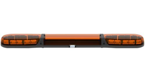 Belka świetlna (12/24V, 24 LED, 1250mm, pomarańczowa, R65), nr kat. 1313-00005-E22 - zdjęcie 1
