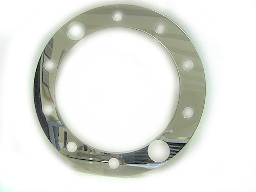 162510RP22 Pierścień zabezpieczający pod nakrętki 1mm do kołpaków 1670225RN - zdjęcie 1