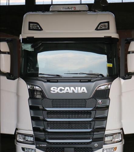 198.026.2622 Najmocniejsza klimatyzacja dachowa 1600W Aircon IndelB do Scania S&R - zdjęcie 1