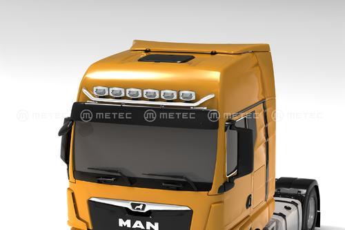 Rama dachowa do MAN TGX 20- GX z wiązką elektryczną i uchywtami pod 6 odbiorników, nr kat. 1185469022 - zdjęcie 1
