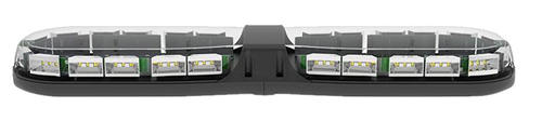 1313-00002-E22 Belka świetlna 24 LED, 12/24V, R65, 770mm przezroczysta - zdjęcie 1