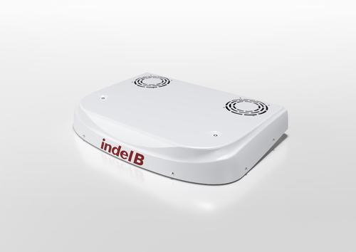 198.026.2222 Najmocniejsza klimatyzacja dachowa 1600W Aircon IndelB z panelem uniwersalnym - zdjęcie 1