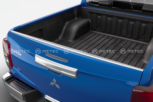 1182106022 Osłona na krawędź tylnej klapy, Mitsubishi L200 15-19 i 19-, Fiat Fullback 16- - zdjęcie 1