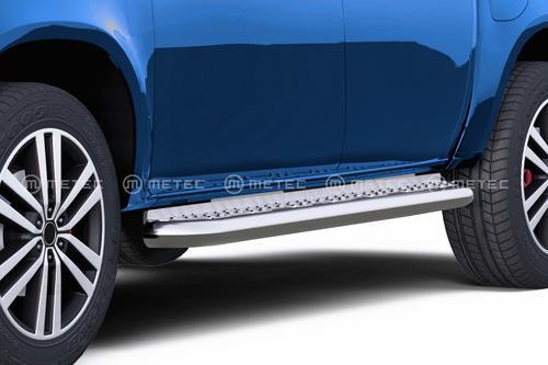 1182105022 Stopień pod próg, Mitsubishi L200 15-19, 19-, Fiat Fullback 16- - zdjęcie 1