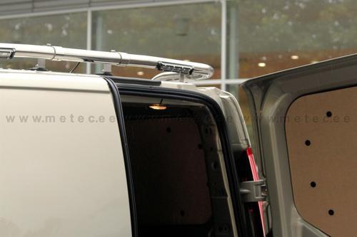 1184001122 Rama dachowa na tył z dwoma ledami, VW T5, T6, T6.1, wersje H1 - zdjęcie 1