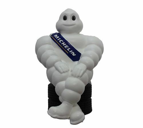 Figurka Michelin 19cm przyklejana na deskę rozdzielczą, nr kat. 275MG1919 - zdjęcie 1
