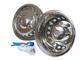 167001618A2 Kołpaki 16' 2x przód +2x tył - MB Sprinter od 2006- ; VW CRAFTER 2E/2F do 2018 - 18 otworów - zdjęcie 2