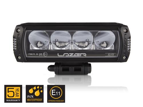 1300R4-Elite3-B Triple-R 750 Elite3 Lampa LED, 220mm, Road Black, LAZER UK - zdjęcie 1