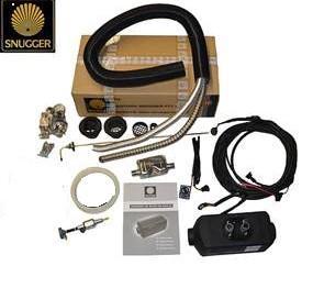 5024SF4200-24222 Niezależne ogrzewanie postojowe SF4200 PLUS 24V sterowanie dotykowe - zdjęcie 1