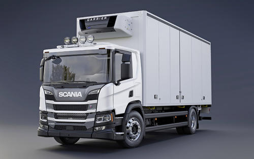 G24-351 Rama dachowa Top-Bar do nowej Scanii serii R, G, P, niska kabina - zdjęcie 1