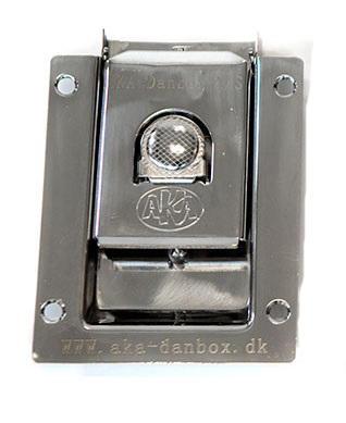 2510243 - zamek ze stali nierdzewnej AKA Danbox - zdjęcie 1