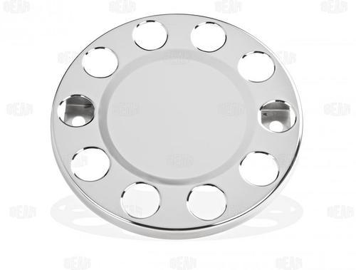 Osłona na felgi aluminiowe 22,5 (10 otworów, stal nierdzewna, pełny środek), nr kat. 16CM10XP22 - zdjęcie 1