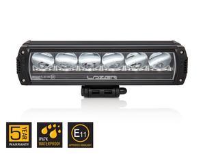 Oferta LED-barów poszerzona o Lazer Triple-R 850