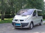 1182828022 Osłona Czołowa A-Form, 60 mm, pol.  dla Renault Trafic/Vivaro/Primastar 06-  !Homologacja EU!