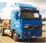 1440222222 komplet owiewek przeciwbłotnych do Volvo FH 12 / 16 (-2001)