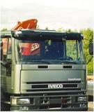 Osłona przeciwsłoneczna do Iveco Eurocargo do -2003, nr kat. 145036A222/145039A222
