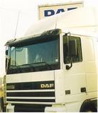 Osłona przeciwsłoneczna do DAF XF 95 Standard cab, nr kat. 145066A222