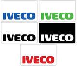 Chlapacz (600x350mm) - zielony napis IVECO, nr kat. 46500539