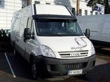 1430272222 kompletna osłona przeciwsłoneczna do Iveco Daily, Renault Master, Opel Movano 1999-