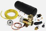 Zestaw montażowy do sygnałów powietrznych dla aut bez instalacji sprężarkowej, nr kat. H02014A