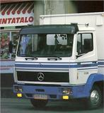 Osłona przeciwsłoneczna do Mercedes LN2 kabina krótka MB 673 MB 914, nr kat. 145022A222