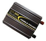 225.001.222 Samochodowa przetwornica o mocy 500W/350W 12->230V
