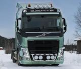 K16-251 - ram w zderzak X-Light do Volvo FH4