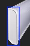 Zakończenia boczne neonu Aero Slim (30cm wysokości, głębokość 8cm), nr kat. 243008