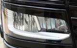Wykończenie (brewki) lamp przednich do Scania S&R 2016- (bez wycięcięcia do reflektorów H7), nr kat. 14TSSEYESNC