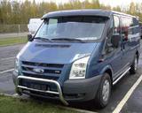 1430332222 osłona przeciwsłoneczna+zestaw montażowy FORD Transit 2000-, dach niski/wysoki
