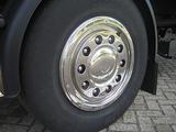 1610225RA2- 22,5 Kołpak przedni/tylny pełny Standard SuperSingle