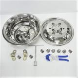 165301622 Komplet kołpaków Iveco Daily 12 otworów, PCD 205