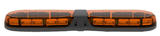 1313-00001-E22 Belka świetlna  24 LED, 12/24V, R65, 770mm pomarańczowa