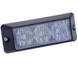 L55.10.DV Lampa błyskowa pomarańczowa 3 diody LED W:115mm D:45mm H:25mm