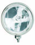 L28.00.24V Reflektor drogowy 8, Chrom biały,pozycja LED(BR) PROMOCJA