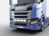 1186450822 Rama w zderzak CITY Scania R/S 2016-