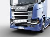 1186450922 Rama w zderzak CITY LED Scania R 2016- i S