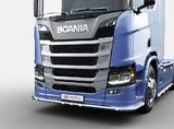 1186450122 Rama pod niski i średni zderzak Scania R 2016- i S z LED