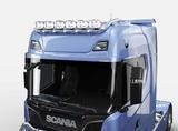 1186461522 Rama dachowa TOP z diodami LED Scania R 2016- i S na 6 odbiorników z wiązką i zaciskami