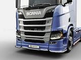 1186450422 Rama pod zderzak część środkowa i narożniki do Scania NG 2016 -
