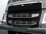 Listwy ozdobne na grill do Volvo FH4 kabiny Glob/Glob XL/niska, nr kat. 17TD157VO1.22
