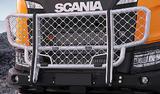 B24-451 Offroad Scania S XT 2017-, anodowany, z zestawem montażowym
